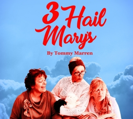 Three Hail Marys