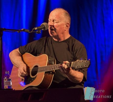 On The Road - Christy Moore - Solo
