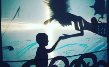 Deep Sea Shadow Puppetry Workshop