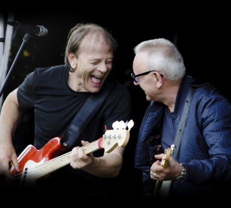 The Don Baker & Rob Strong Band: Brothers In Arms Tour