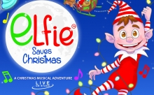 Elfie Saves Christmas