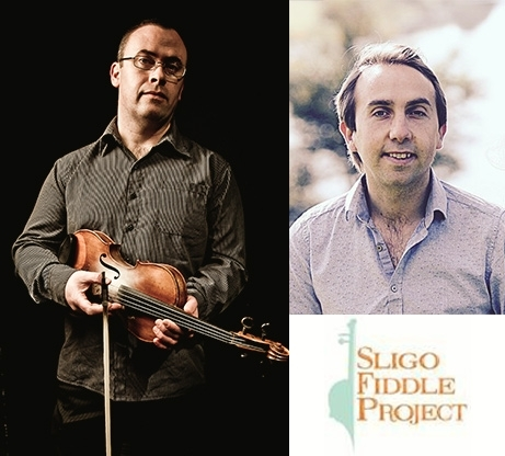 Sligo Fiddle Workshops With Oisín MacDiarmada, Declan Folan and John Carty