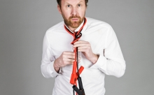 Jason Byrne – You Can Come In, But Don't Start Anything