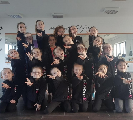 Michelle Bell's school of Dance