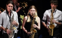 National Youth Jazz Orchestra of Scotland