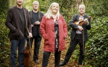Niamh Parsons, Ciarán Tourish, Liam Kelly and John Doyle