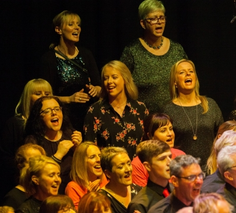 Hawk's Well Community Choir