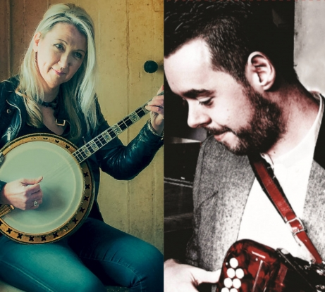 Trad@lunch: Theresa O'Grady, Daithi Gormley & Catherine McHugh