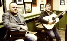 Trad@lunch: Shane McGowan and David Munnelly