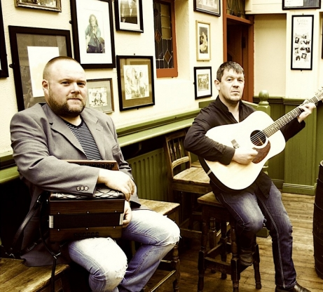 Trad@lunch: Shane McGowan,  David Munnelly and Joseph Mc Nulty