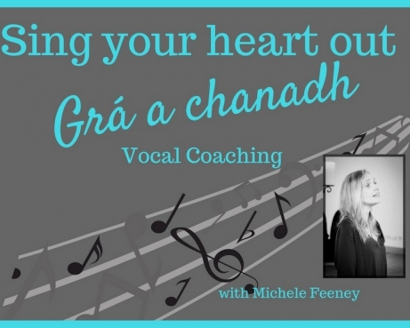 Sing Your Heart Out: Michele Feeney Singing Workshops