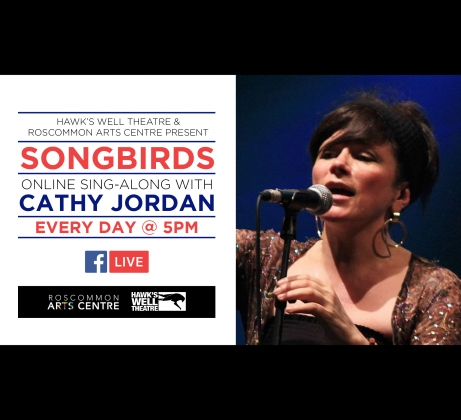 Lockdown Songbirds Singalong with Cathy Jordan