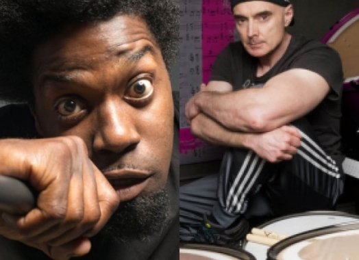 Double Bill : Soweto Kinch and friends & Virgil Donati's Fusion Jam