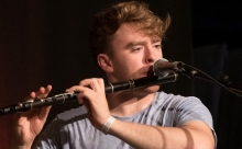 Trad@lunch: Tiernan Courell, Conal McCormack and Seamie O'Dowd