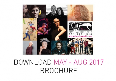 Hawk's Well May-Aug 2017 brochure now available to download