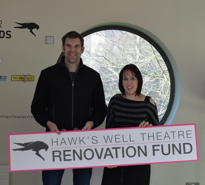 Theme nights raise €2,700 for Renovation Fund at Hawk's Well