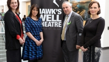 IT Sligo lends support to Hawk's Well renovation