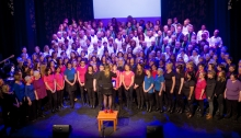 Sligo Sings celebrates its second year at the Hawk's Well Theatre