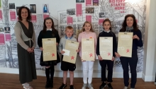 Winners of Children's Poet of the Year 2019 Competition announced