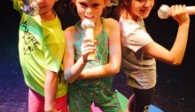 Children's Summer Camps at the Hawk's Well Theatre