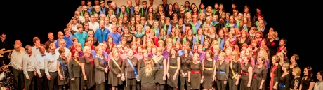 Sligo Sings 2016 - Discover the power of singing together!