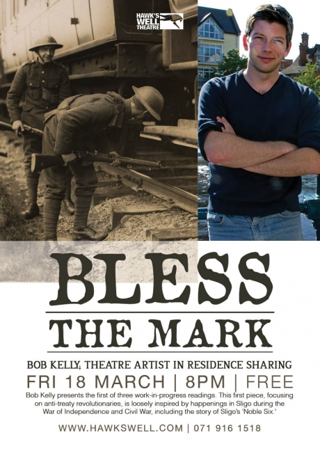 Bob KellyTheatre Artist in Residence at Hawk's Well Theatre discusses projects