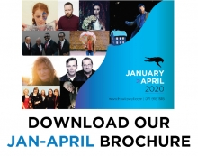 Jan - April 2020 Brochure Out Now