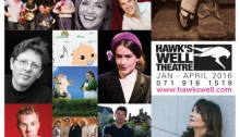 Hawk's Well Jan-April 2016 Brochure OUT NOW!