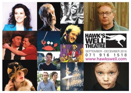 September - December 2016 Hawk's Well brochure OUT NOW