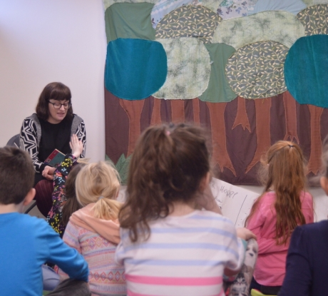 Sligo Children's Book Festival enjoyed by lots of little ones!