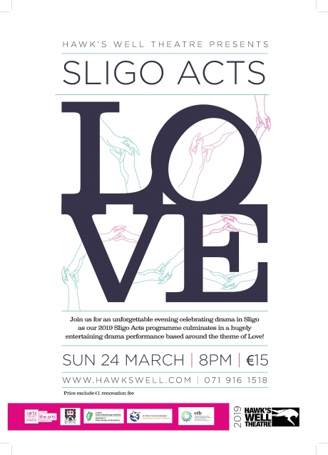 In the Mood For Love: Sligo Acts!