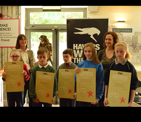 Children's Poet of the Year Competition Winners Announced